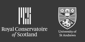 Supported by the Royal Conservatoire of Scotland and the University of St Andrews